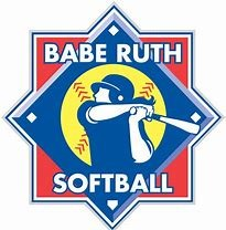babe ruth softball logo